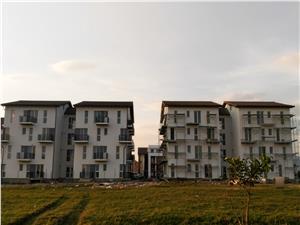 Apartament 3 camere de vanzare in Sibiu-curte de 150  mp-3 balcoane