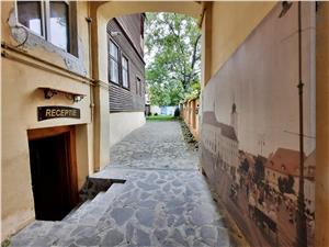 Pensiune de vanzare in Sibiu - la cheie - ideal investitie