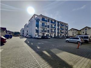 Apartament de vanzare in Sibiu -3 camere si balcon- etaj 1/3 -Selimbar