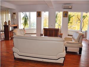 Apartament de inchiriat in Sibiu- 4 camere-dotari de lux