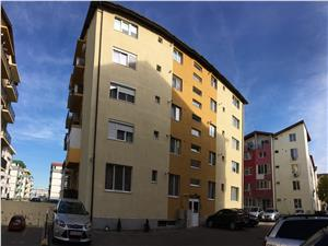 Apartament 2 camere in Sibiu decomandat, Etaj 2, mobilat modern