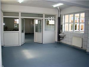 Cladire cu multiple destinatii: spatiu comercial/ productie/ birouri