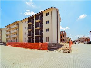 Apartament 2 camere de vanzare in Sibiu - 2 balcoane
