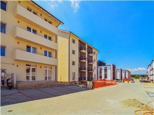 Apartament 2 camere de vanzare in Sibiu - balcon si bucatarie separata