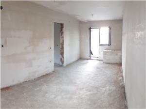 Apartament 3 camere de vanzare in Sibiu - Pivnita si Gradina -