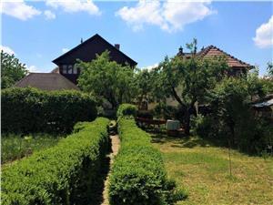 Casa de inchiriat in Sibiu, cu 3 camere si gradina amenajata