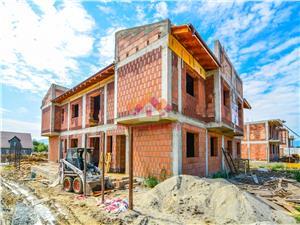Apartament de vanzare in Sibiu - cu gradina - cochet si practic