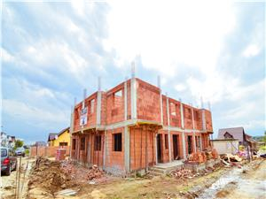 Casa de vanzare in Sibiu- cocheta si practica - gradina individuala