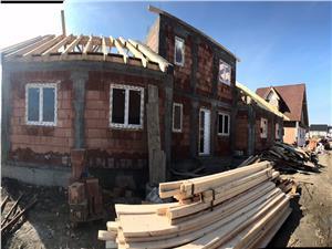 Casa tip Triplex de vanzare in Sibiu + Gradina spatioasa