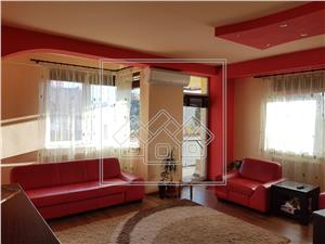 Apartment for sale in Sibiu - 3 rooms - furnished and equipped