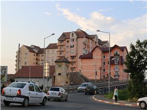 Apartament 3 camere de vanzare in Sibiu - Mobilat si Utilat-Terezian