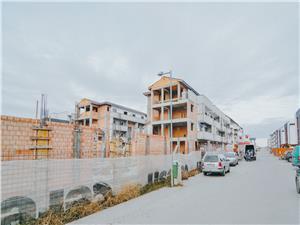 Apartament de vanzare in Sibiu- 2 camere- 36.8 mp