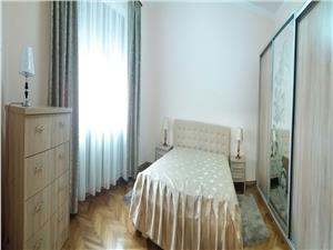 Apartament de inchiriat in Sibiu -curte proprie- zona Calea Dumbravii