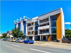 Commercial space for sale in Sibiu - LUX building- Calea Dumbravii