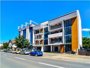 Spatiu comercial de vanzare in Sibiu - imobil LUX- Calea Dumbravii