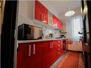 Apartament de vanzare in Sibiu - 60mp Mobilat si Utilat -Mihai Viteazu