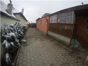 Casa de vanzare in Sibiu cu 5 camere + gradina 500 mp