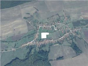Teren de vanzare in Sibiu, Rusciori - 1.200 mp - parcelabil