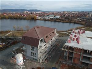 Apartament de vanzare in Sibiu -2 camere decomandate- locatie centrala