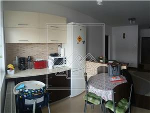 Apartment for sale Sibiu - 3 rooms - detached with garden