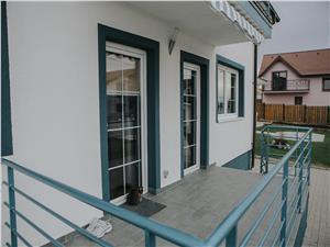 Casa de vanzare in Sibiu - Cartier rezidential Bavaria - zona superba