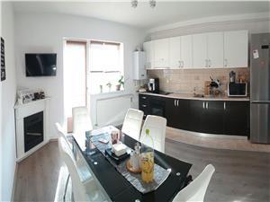 Apartament de vanzare in Sibiu -3 camere decomandate- zona P. Brana
