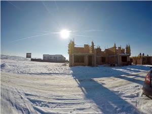 Casa de vanzare in Sibiu - 4 camere + teren 270 mp