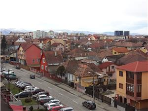 Apartment 2 rooms for sale in Sibiu, Mansarda, 45mp util