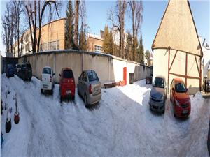 Spatiu de birouri de inchiriat in Sibiu - clasa A - zona ultracentrala