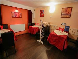 Pensiune si Restaurant de vanzare in Sibiu - zona premium