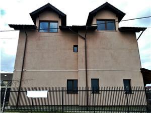 Casa de vanzare in Sibiu - imobil cochet - suprafete generoase