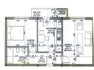 Apartament de vanzare in Sibiu, in vila cocheta -COMPLET DECOMANDAT