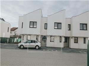 Casa de vanzare in Sibiu - 3 camere- Gradina proprie Amenajata
