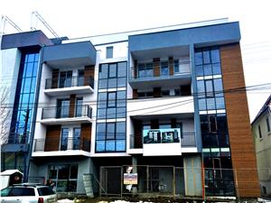 Apartament de vanzare in Sibiu- suprafete generoase -Calea Dumbravii