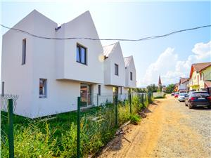 House for sale in Sibiu - 3 rooms - own yard