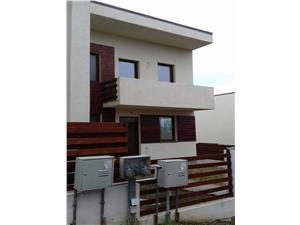 Casa de vanzare in Sibiu, zona Bungard - noua, intabulata si spatioasa
