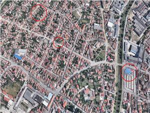 Casa de inchiriat in Sibiu - finisaje de LUX - curte generoasa
