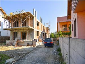 Apartament  de vanzare in Sibiu- 3 camere - etaj 1