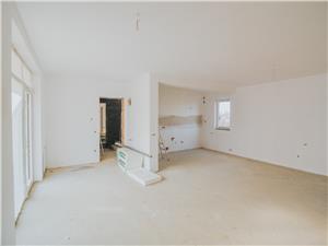 Apartament de vanzare in Sibiu 3 camere cu Loc de parcare si Balcon