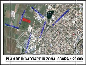 Land for sale in Sibiu with building project AUTHORIZED