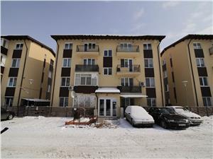 Apartament de vanzare in Sibiu - 3 camere - 51mp utili + gradina 70mp