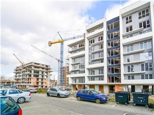 Apartament de vanzare in Sibiu 2 camere + balcon 8.31 mp