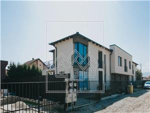 House for sale in Sibiu - in Triplex - Selimbar