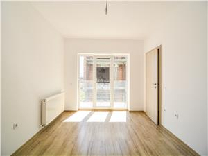 2-room apartment for sale in Sibiu + balcony and parking