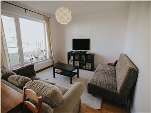 Apartament de vanzare in Sibiu -70mp utili -164mp curte - Valea Aurie