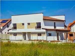 House for sale in Sibiu, stylish and modern duplex - Selimbar