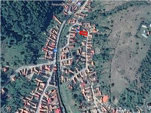 Land for sale in Sibiu - Saliste