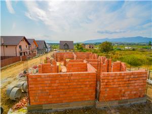 Casa de vanzare in Sibiu - 3 camere - 83 mp utili