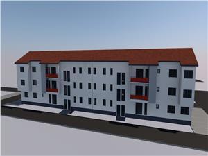 Apartament de vanzare in Sibiu - 2 camere - 40mp