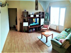 Apartament de vanzare in Sibiu- 3 camere - zona C.Dumbravii
